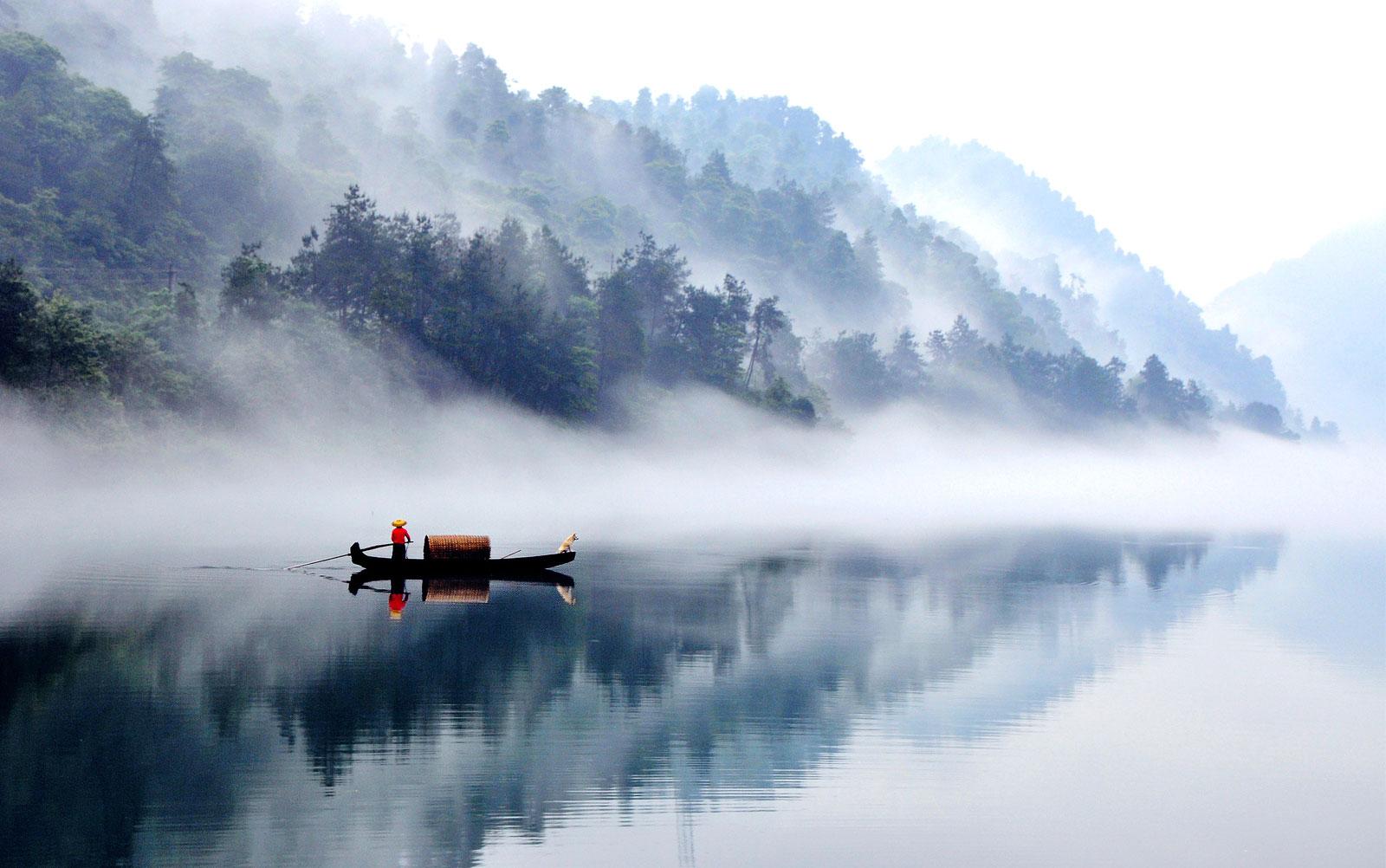 东江湖,小东江