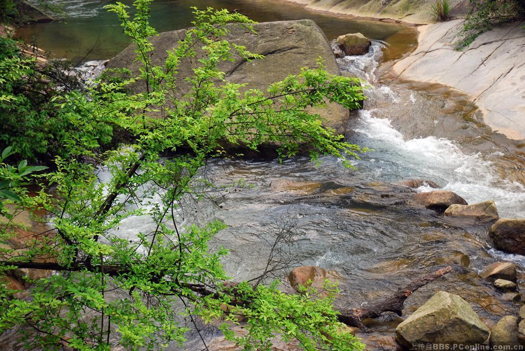 东江湖龙景峡谷