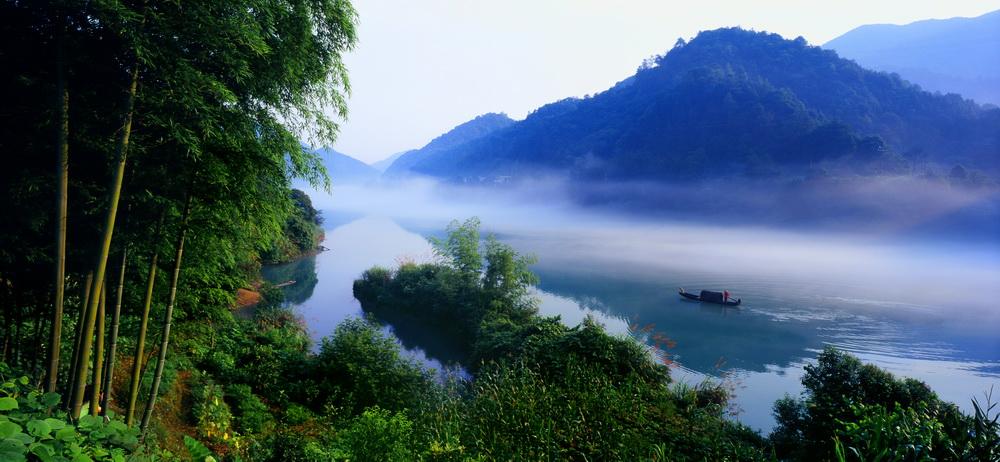 东江湖,小东江,东江湖旅游