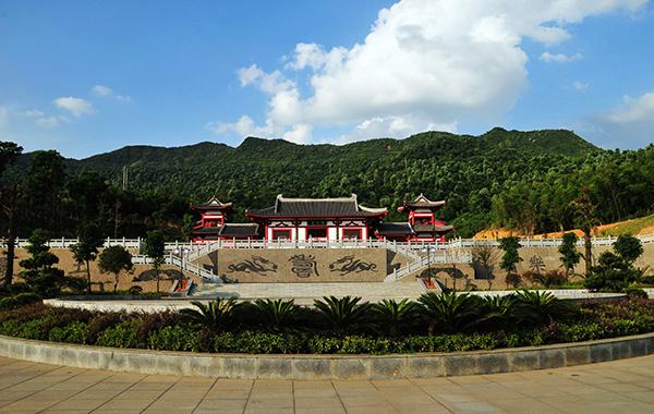 东江湖,寿佛寺