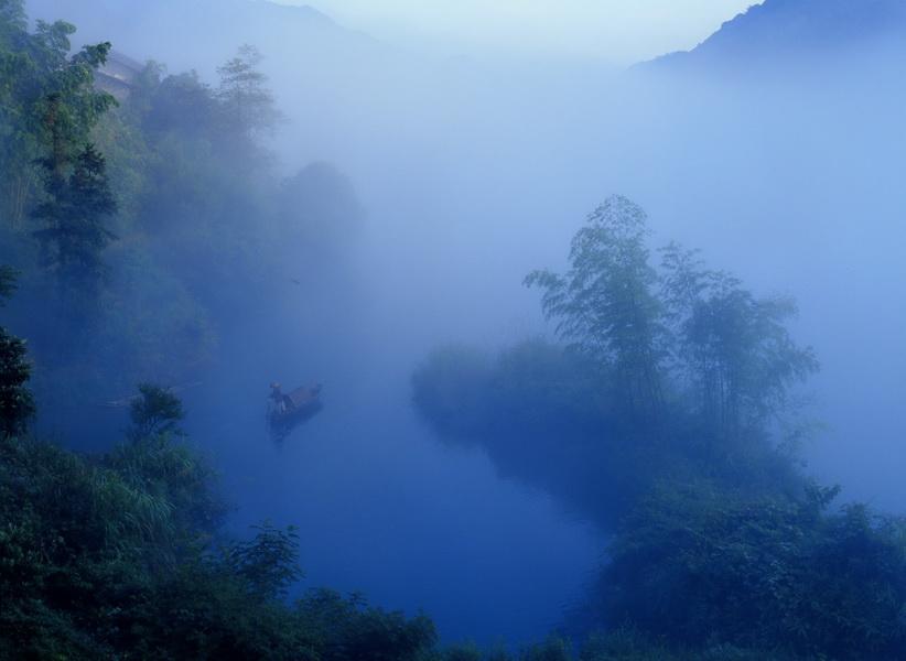 东江湖风景