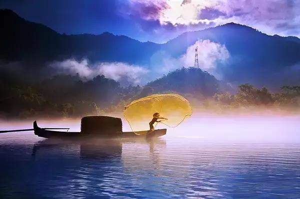 东江湖之旅游