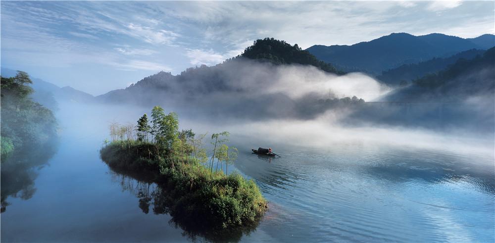 东江湖自由行