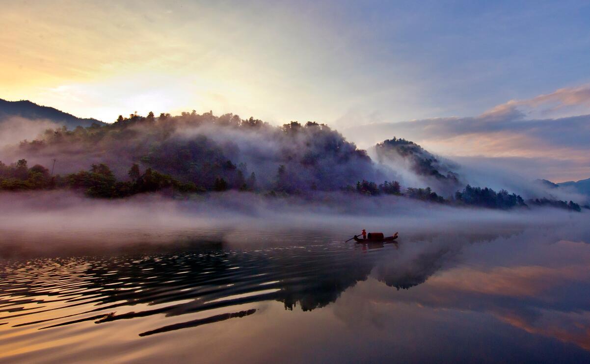 东江湖旅游